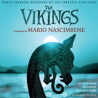 quality design 99bdb cb33b The Vikings – MARIO NASCIMBENE  Tadlow Music