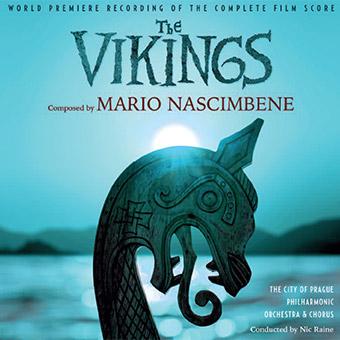 Resultado de imagen de mario nascimbene the vikings tadlow cd